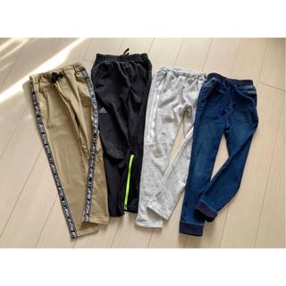 adidas - 男の子 長ズボン パンツ 裏起毛☆デニム☆チノ☆adidas140cm130cm
