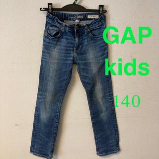 GAP Kids - GAP kids 140 スキニーデニム
