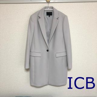アイシービー(ICB)のICB チェスターコート9号(チェスターコート)