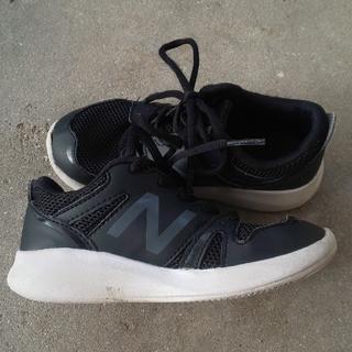 New Balance - ニューバランス 18cm ブラック