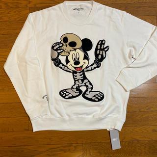 ビームス(BEAMS)のBEAMS スウェット Disney Bill Wall Leather(スウェット)
