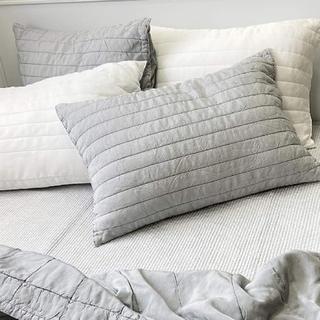 MUJI (無印良品) - 新品◯ 枕カバー 韓国 50✕70cm