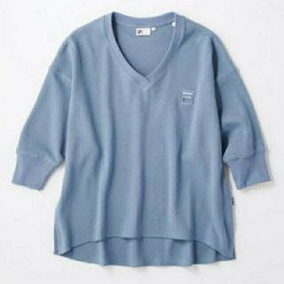 フィラ(FILA)のFILA ワッフル七分袖Tシャツ(Tシャツ(長袖/七分))