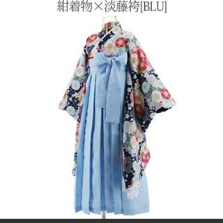 Catherine Cottage - キャサリンコテージ袴160 髪飾り付き