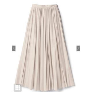 GRL - レザープリーツスカート