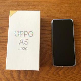 Rakuten - OPPO A5 2020 グリーン