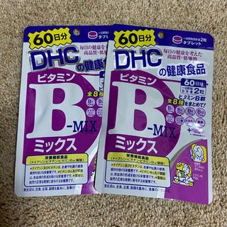 DHC ビタミンBミックス  60日分 2袋セット
