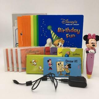 Disney - 2012年購入!ミニーマジックペンセット ディズニー英語システム DWE