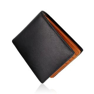 財布 メンズ 二つ折りメンズ財布ウォレット 本革 大容量牛革  ボックス型