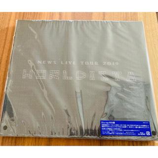 NEWS LIVE TOUR2019 WORLDISTA 初回盤 Blu-ray