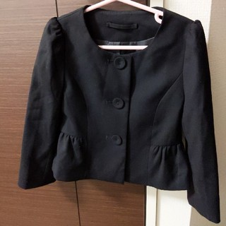 ジーユー(GU)のフォーマル ジャケット(ドレス/フォーマル)