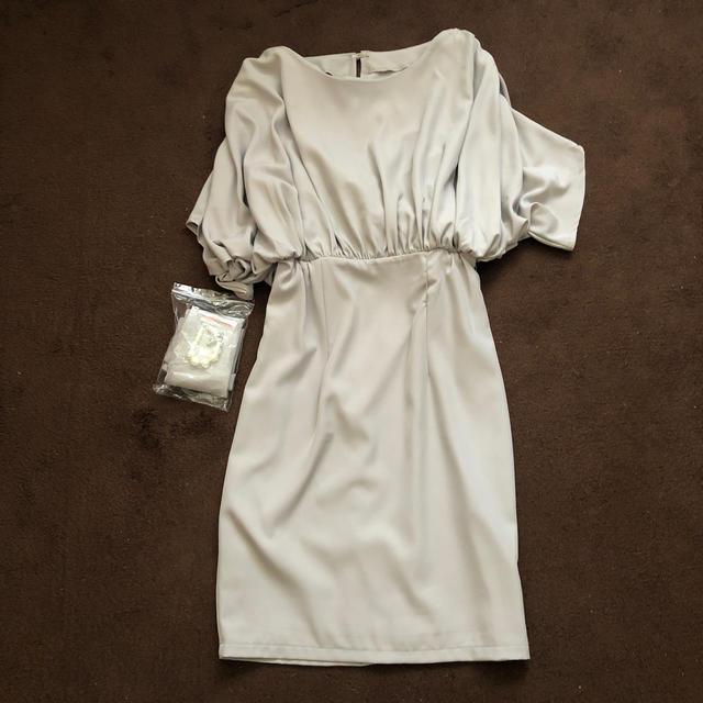 dazzy store(デイジーストア)のドレスライン ドレスワンピ 新品 レディースのフォーマル/ドレス(ミディアムドレス)の商品写真