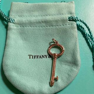 ティファニー(Tiffany & Co.)の新品☆ティファニー オーバルキー シルバー トップ(チャーム)