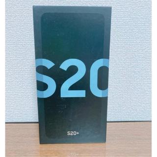 サムスン(SAMSUNG)の新品未開封 Samsung Galaxy S20+ 4G SM-G985F(スマートフォン本体)
