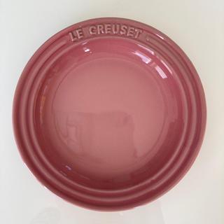 ルクルーゼ(LE CREUSET)のル・クルーゼ・ラウンドプレート15cm(食器)