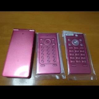 エーユー(au)のau beskey CDMA HIY02 ガラケー(携帯電話本体)