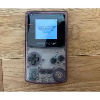ゲームボーイ - ゲームボーイカラー IPS液晶V2 カスタム 美品