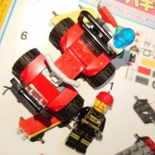 レゴ(Lego)のLEGO レゴシティ レスキューバギー(知育玩具)