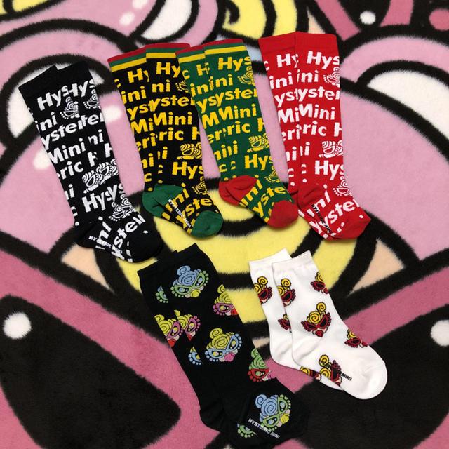 HYSTERIC MINI(ヒステリックミニ)のe★様♡専用 キッズ/ベビー/マタニティのこども用ファッション小物(靴下/タイツ)の商品写真