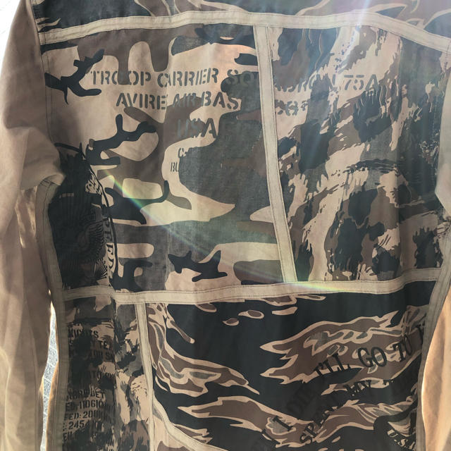 AVIREX(アヴィレックス)のAVIREX シャツ メンズのトップス(シャツ)の商品写真