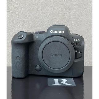 Canon - Canon キヤノン フルサイズミラーレス一眼レフカメラ EOS R6