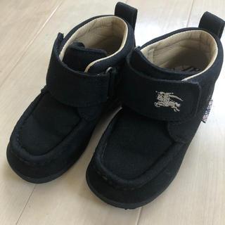 バーバリー(BURBERRY)のバーバリー男の子靴15cm(ローファー)