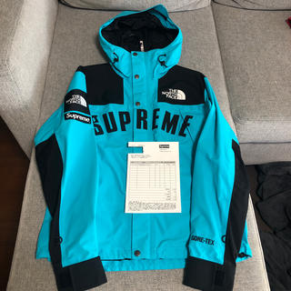Supreme - supreme north face S mountain parka