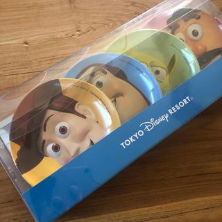 Disney - Disney トイストーリー ミニプレート4枚セット