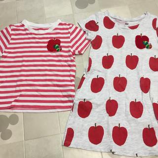 グラニフ(Design Tshirts Store graniph)のかず座衛門さま専用はらぺこあおむし5点セット(Tシャツ/カットソー)