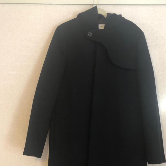HYKE(ハイク)の最終値下げ・hyke・ロンハーマン ・ウールコート・エディション レディースのジャケット/アウター(ロングコート)の商品写真
