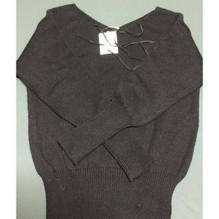 UNTITLED - 【未使用品】アンタイトル セーター 黒
