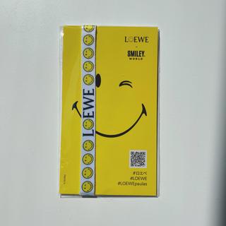 ロエベ(LOEWE)のLOEWE×SMILEY WORLD 非売品フォンバンド(ストラップ/イヤホンジャック)
