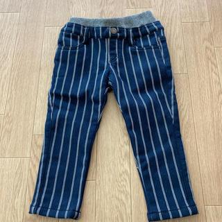 シマムラ(しまむら)のストライプ 長ズボン 90cm(パンツ/スパッツ)