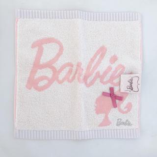 バービー(Barbie)の新品♡バービーハンカチ(ハンカチ)
