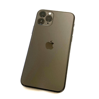 iPhone - iPhone 11 Pro 64GB スペースグレイ SIMフリー 本体