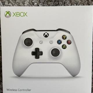マイクロソフト(Microsoft)のXBox One ワイヤレスコントローラー (ホワイト)(その他)
