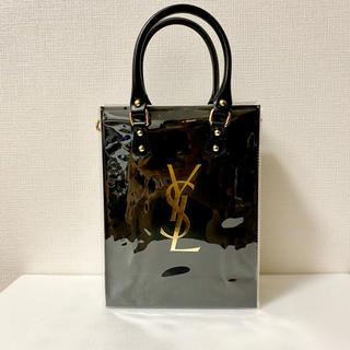 Saint Laurent - イヴ・サンローラン クリアバッグと紙袋