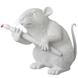 メディコムトイ(MEDICOM TOY)のbanksy バンクシー suicide man love rat フィギュア(その他)