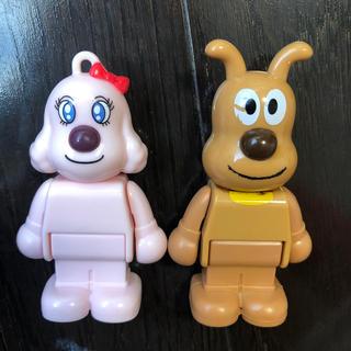 アンパンマン(アンパンマン)のアンパンマン ブロックラボ レアチーズちゃん チーズ(知育玩具)
