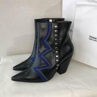 トーガ(TOGA)のTOGA PULLA ショートブーツ サイズ39(ブーツ)