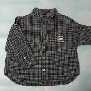 コンバース(CONVERSE)のコンバース 100cm長袖シャツ(Tシャツ/カットソー)