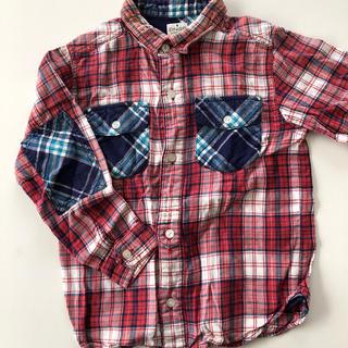 グリーンレーベルリラクシング(green label relaxing)のシャツ 120㎝ グリーンレーベル(Tシャツ/カットソー)