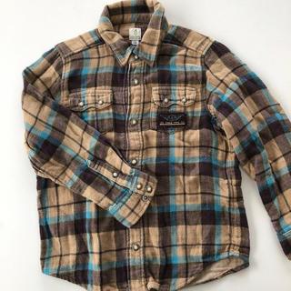 グリーンレーベルリラクシング(green label relaxing)のシャツ 120センチ グリーンレーベル(Tシャツ/カットソー)