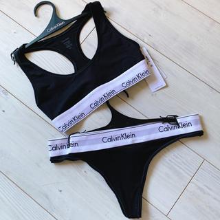 Calvin Klein - カルバンクライン レディース下着セット