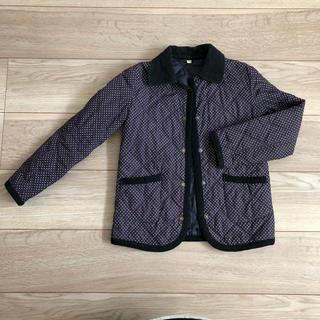 ベルメゾン(ベルメゾン)の薄手の中綿ジャンバー 130(ジャケット/上着)