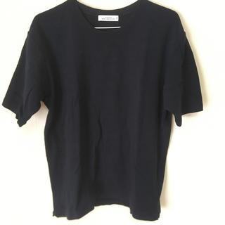 グリーンレーベルリラクシング(green label relaxing)のグリーンレーベルリラクシング Tシャツ/カットソー ネイビー Sサイズ(Tシャツ/カットソー(半袖/袖なし))