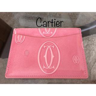 カルティエ(Cartier)のCartier(名刺入れ/定期入れ)