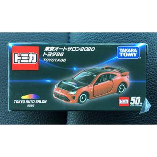 トヨタ(トヨタ)のtomica トミカ 東京オートサロン 2020 トヨタ 86 限定品(ミニカー)