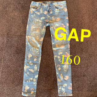 ギャップ(GAP)の【GAPギャップ】バタフライデニム 160(デニム/ジーンズ)