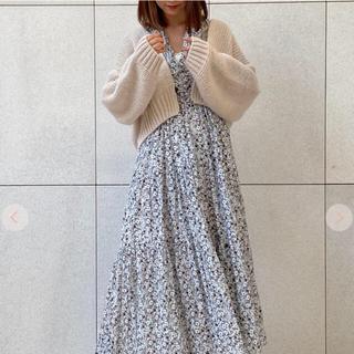 COCO DEAL - ローゲージニットショートガウン♡ココディール